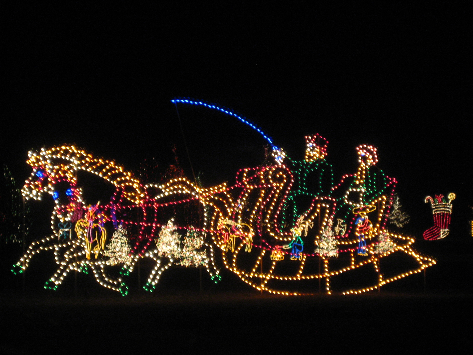 Spanish Fork Christmas Lights